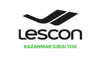 Lescon indirim kodu