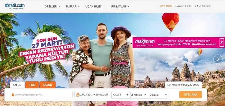 tatil.com indirim kuponu