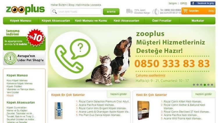 zooplus indirim kuponu
