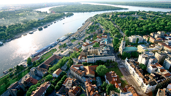 Sırbistan tatili