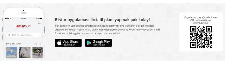 etstur mobil uygulama