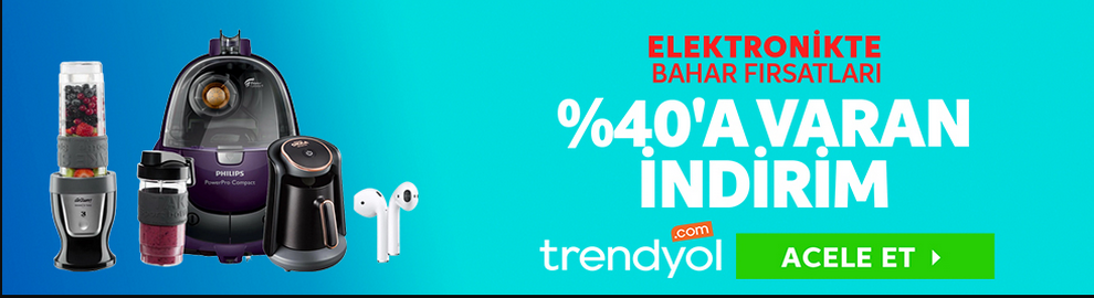 trendyol elektronik 2020